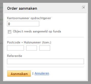 order_aanmaken_postcodehuisnr